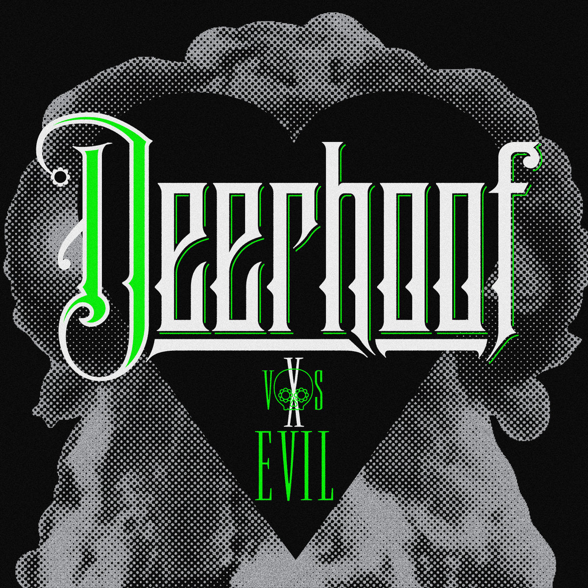 "Deerhoof ""Deerhoof Vs. Evil"" LP (2011)"