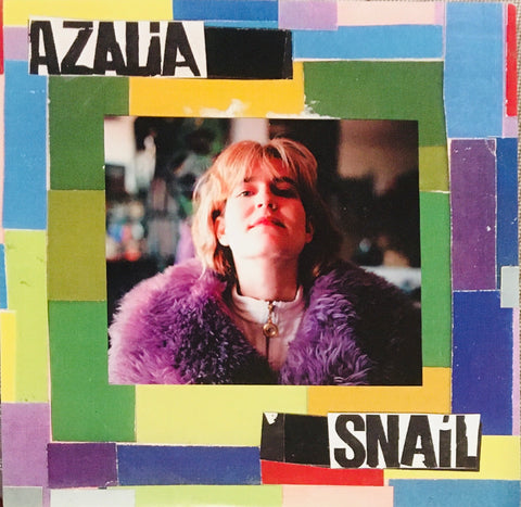 "Azalia Snail ""Staying Inside"" Single (1996)"