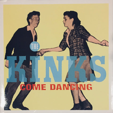 "The Kinks ""Come Dancing"" Single (1982)"