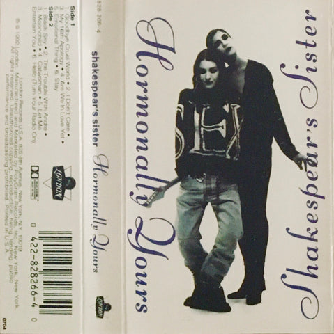 "Shakespeare's Sister ""Hormonally Yours"" CS (1992)"