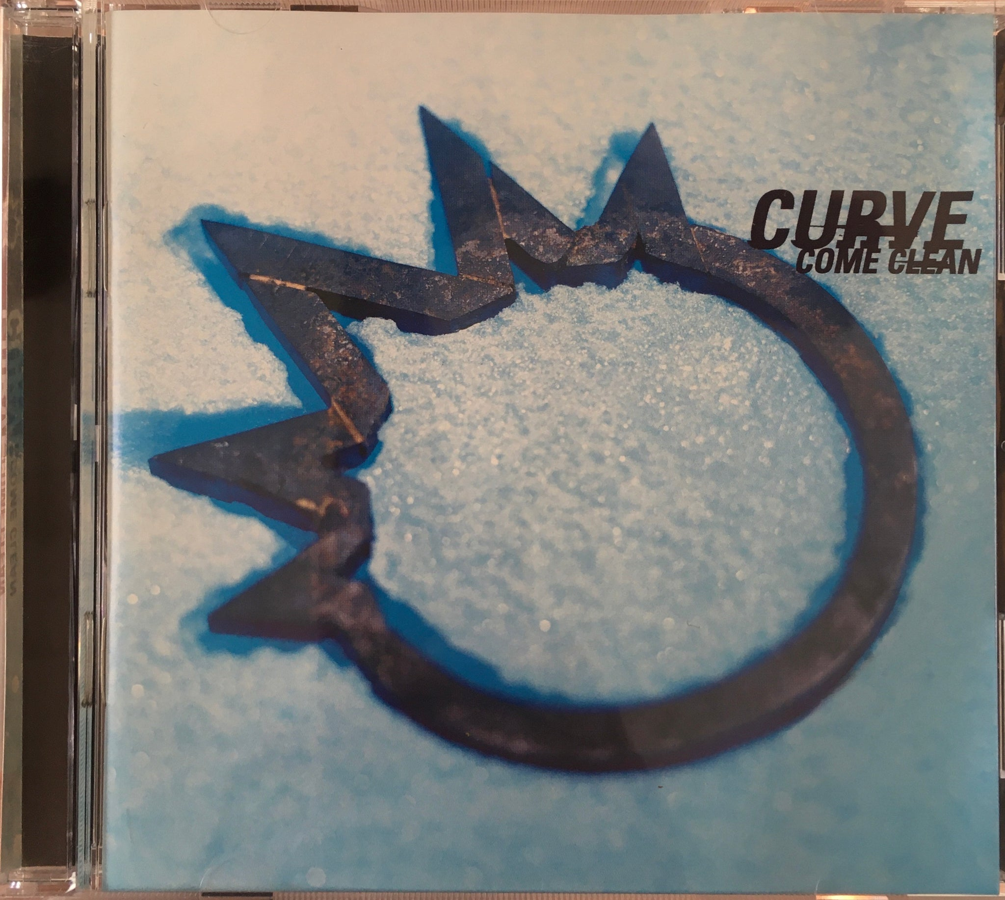 "Curve ""Come Clean"" CD (1998)"