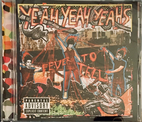 "Yeah Yeah Yeahs ""Fever To Tell"" CD (2003)"
