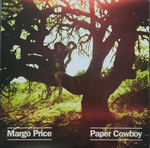 "Margo Price ""Paper Cowboy"" Single (2017)"