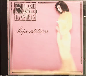 "Siouxsie and The Banshees ""Superstition"" CD (1991)"