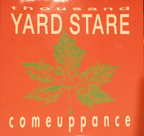 "Thousand Yard Stare ""Comeuppance"" Single (1992)"