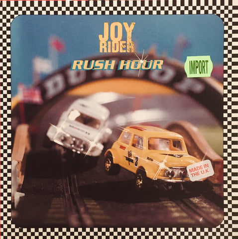 "Joyrider ""Rush Hour"" Single (1996)"