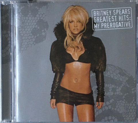 "Britney Spears ""Greatest Hits: My Prerogative"" CD (2004)"