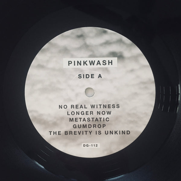 "Pinkwash ""Collective Sigh"" LP (2016)"