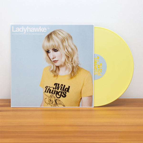 "Ladyhawke ""Wild Things"" LP (2016)"