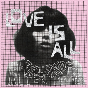 "Love Is All ""Two Thousand And Ten Injuries"" LP (2010)"