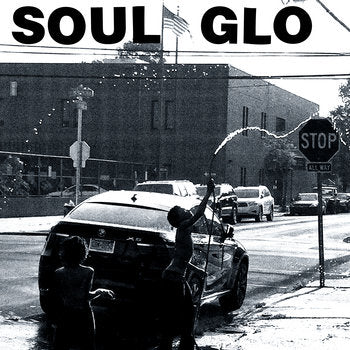 "Soul Glo ""Untitled"" (I and II) EPs Clear LP (2018)"