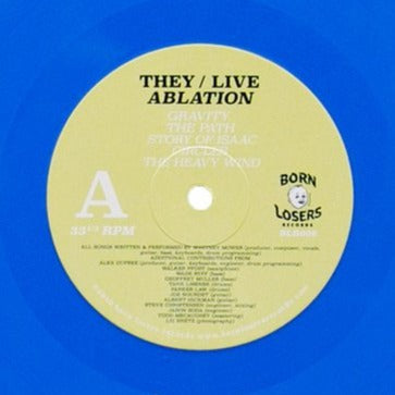 "They/Live ""Ablation"" LP (2020)"