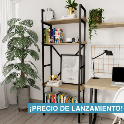 Biblioteca Luter Plus - Biblioteca - Obe Create at home