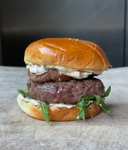 Truffle Burger by Provenance Butcher