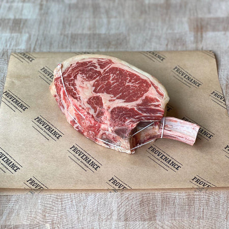 Provenance Delivery | London Butcher Delivery |  Ribeye on the bone