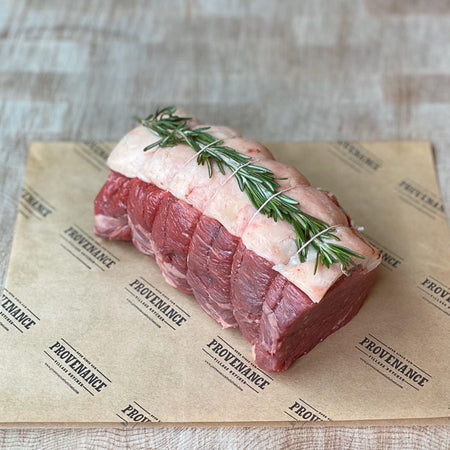 Provenance Delivery | London Butcher Delivery |  Topside Beef