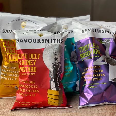 Provenance Delivery | London Butcher Delivery |  Savoursmiths Crisps