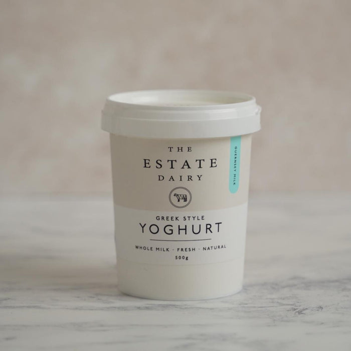 Greek Style Yoghurt | Estate Dairy | 500g
