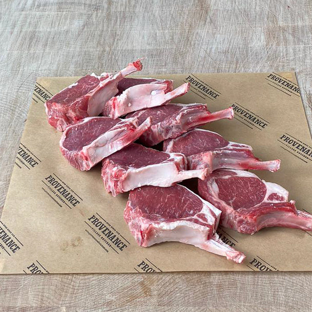 Provenance Delivery | London Butcher Delivery | Lamb Cutlets