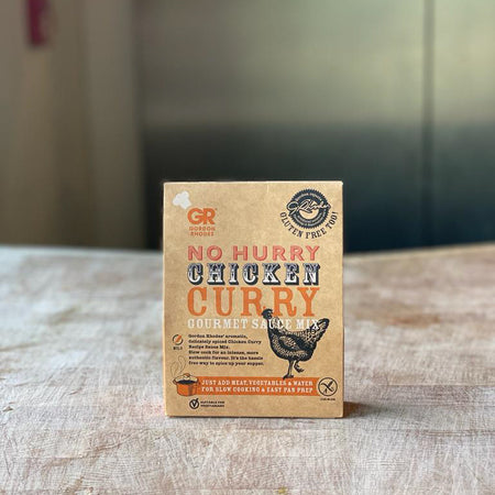 Provenance Delivery | London Butcher Delivery |  No Hurry Chicken Curry