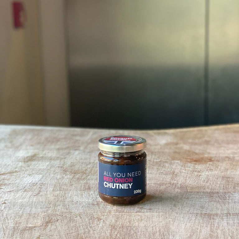 Provenance Delivery | London Butcher Delivery |  Le Mesuriers Red Onion Chutne