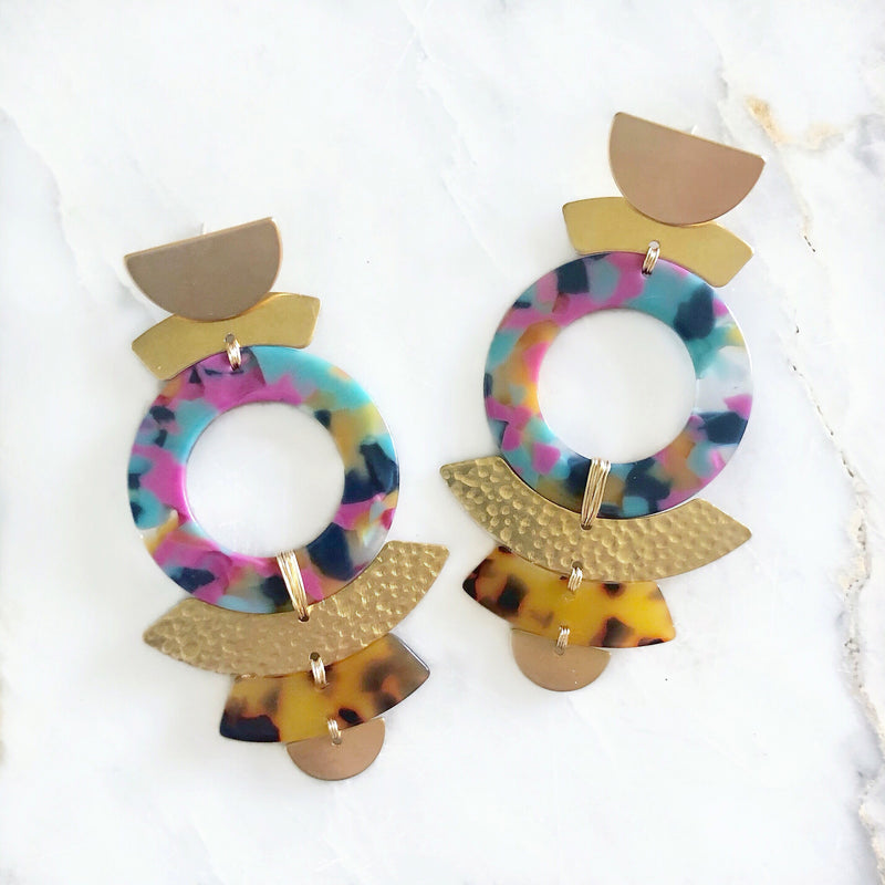Grande Carnivale Earrings