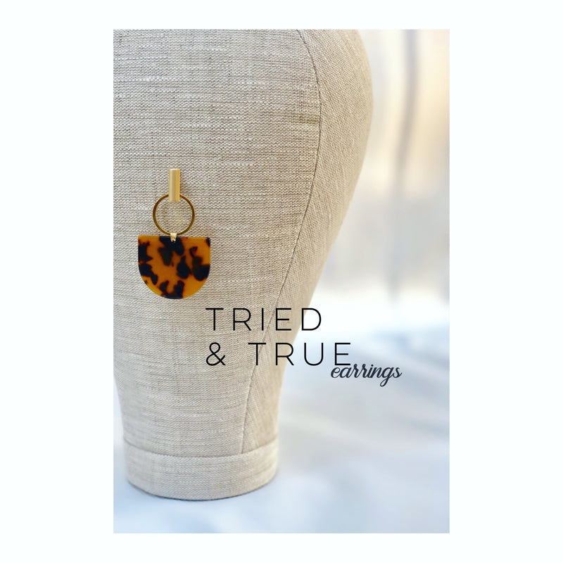 Tried & True Earrings