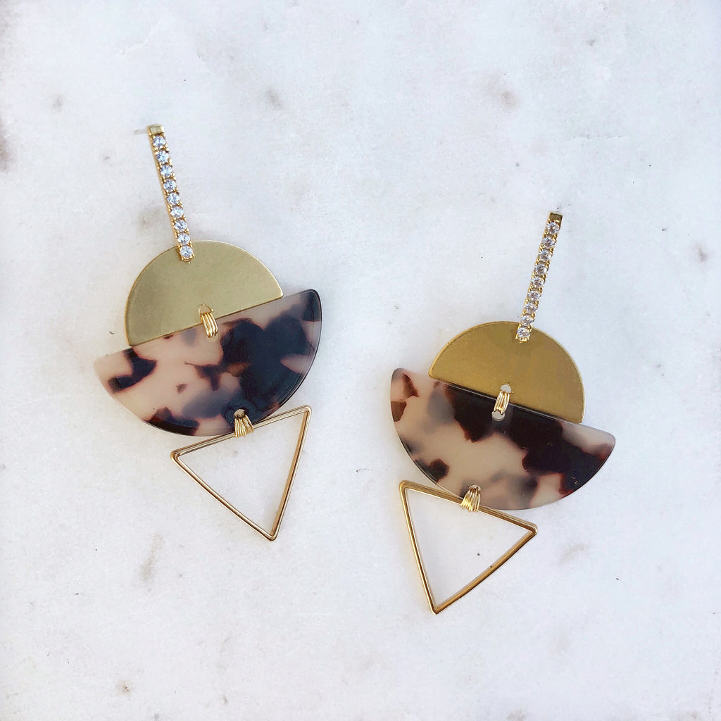 Bow & Arrow Earrings