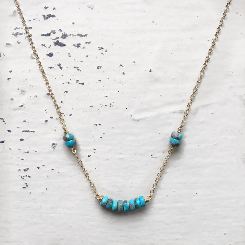 Kindred Necklace {Turquoise}