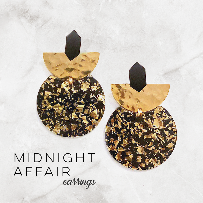 Midnight Affair Earrings