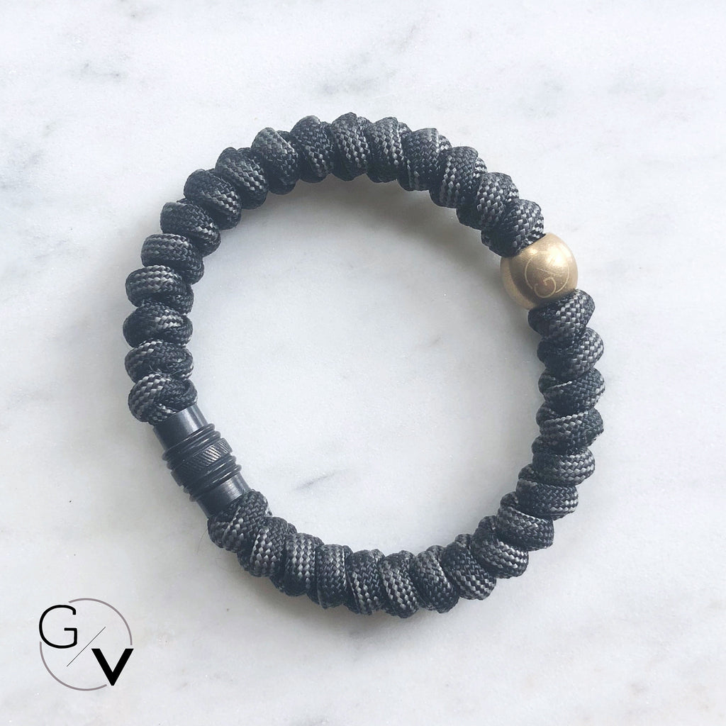 Grey Worm Paracord Bracelet