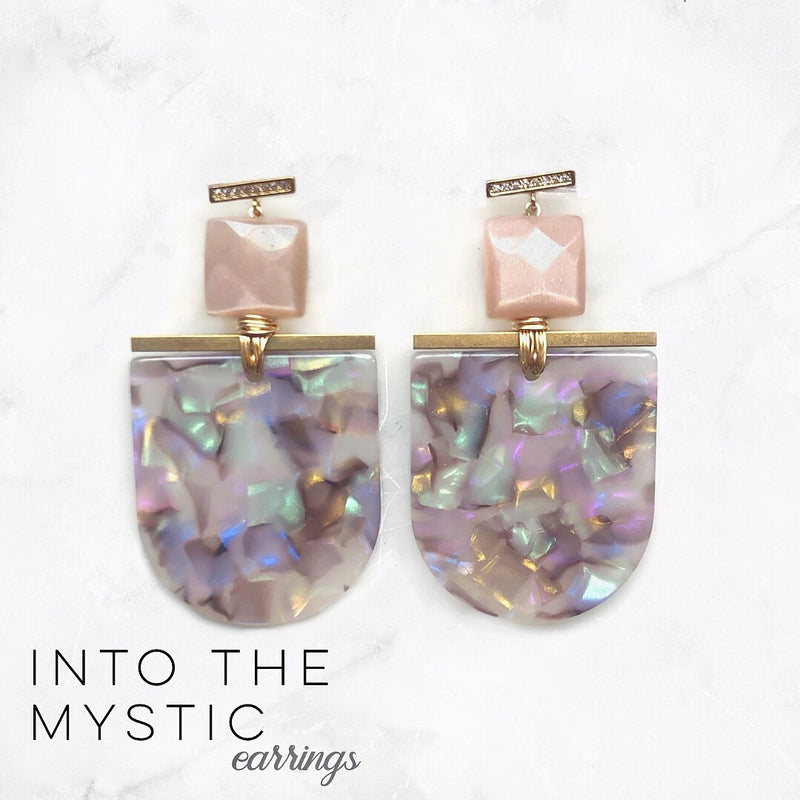 Into The Mystic Earrings