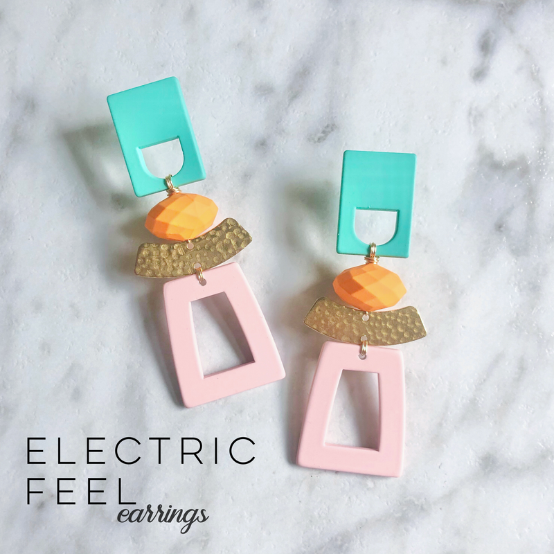 Electric Feel Earrings
