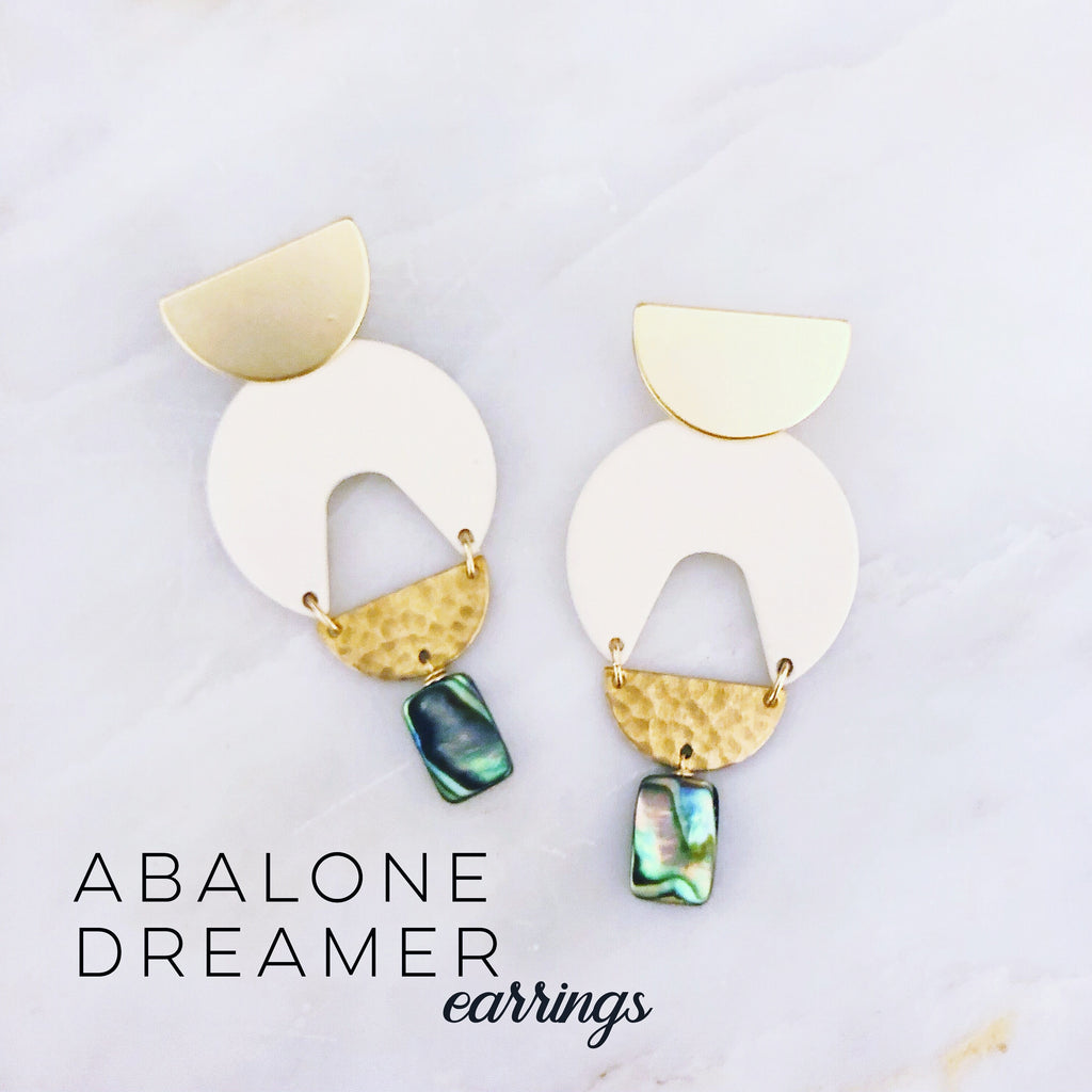 Abalone Dreamer Earrings
