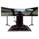 Next Level Racing Triple Monitor Stand