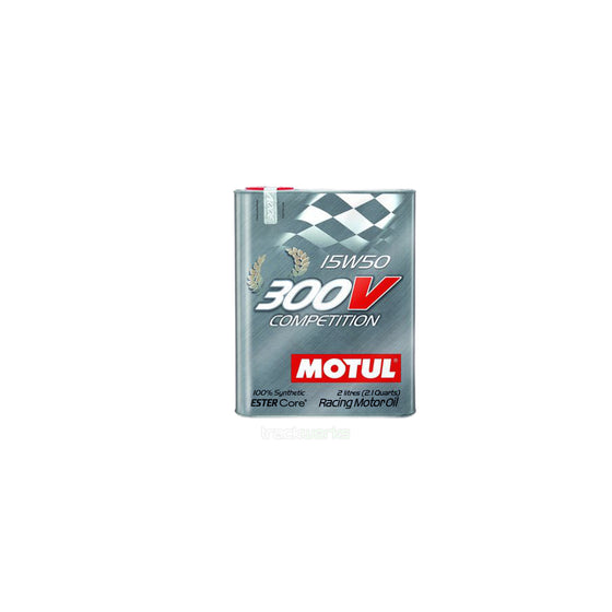 Motul 15W50 300V Competition Racing Oil | 2L