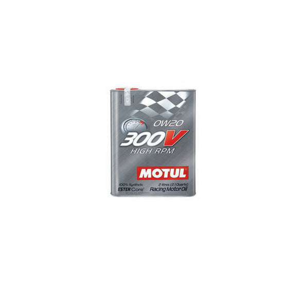 Motul 300V 0W20 High RPM Racing Oil | 2L