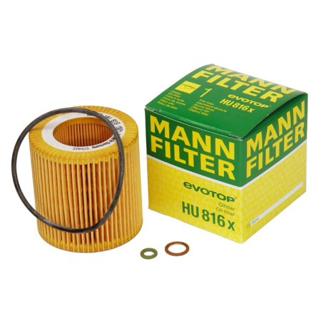 BMW OEM MANN Oil Filter HU 816 X