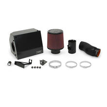Mishimoto Air Intake Kit - Black | 2017+ Honda Civic SI | MMAI-CIV-17SIBK