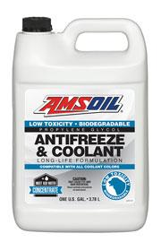 Low Toxicity Antifreeze and Engine Coolant - Trackwerks