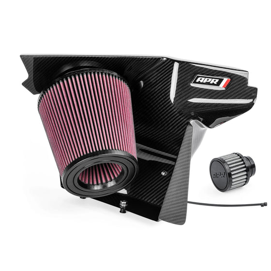 APR Open Carbon Fiber Intake - 3.0 TFSI
