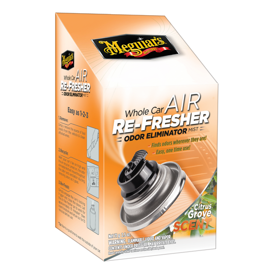 Meguiar's Whole Car Air Refresher Odor Eliminator