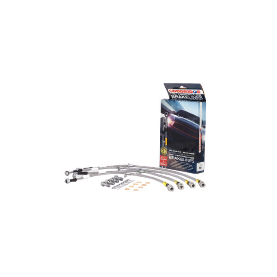 Goodridge Brake Line Kit - SS | 2013-2015 Subaru Crosstrek XV (All Models) | 24229