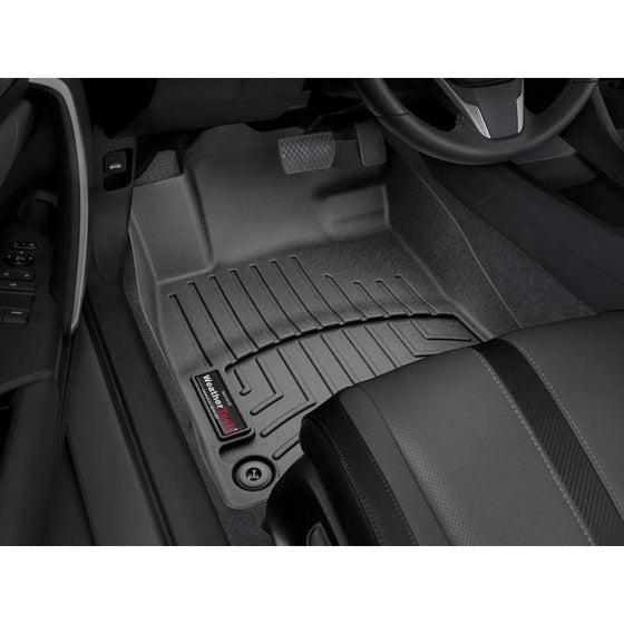 16-18 Civic Digi-Fit Front & Rear Floor Liners (Coupe) - Trackwerks