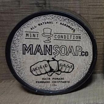 Mansoap Hair Pomade Heavy Hold - Trackwerks