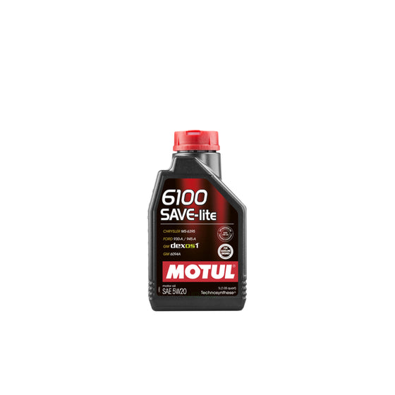 Motul 6100 Save-Lite 5W20 Motor Oil | 1L