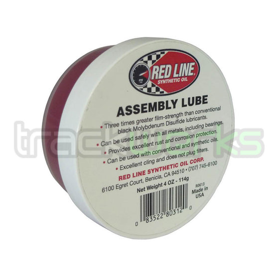 Assembly Lube 4oz - Trackwerks