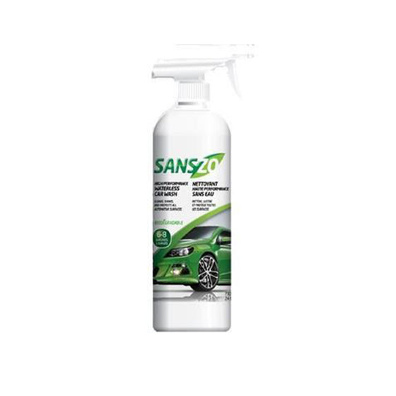 Sans-Zo Waterless Car Wash - Trackwerks