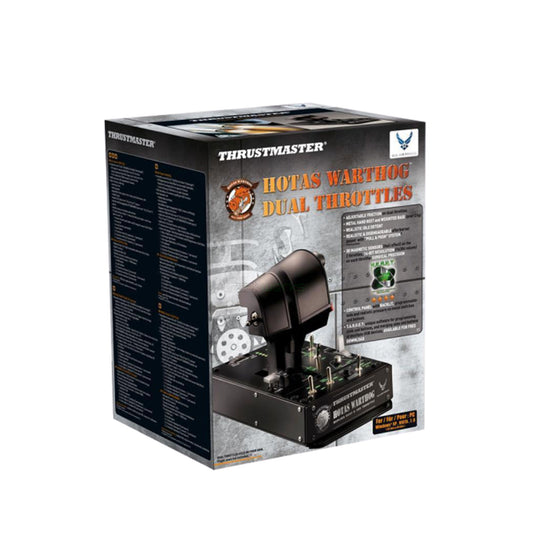 Thrustmaster Flight Dual Throttles | HOTAS Warthog