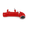 Mishimoto Induction Hose - Red | 2001-2007 Subaru WRX & STI | MMHOSE-SUB-IHRD